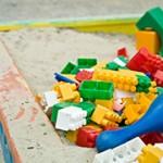 Sandbox toys chaos